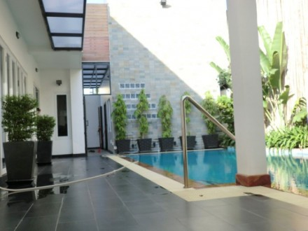 Five Bedrooms Luxurious Villa For Rent In Toul Kork, Phnom Penh