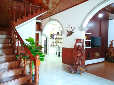 SV0168-Khmer Style Villa for Sale in Tonle Bassac